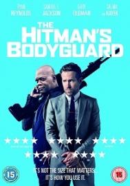 The Hitman's Bodyguard artwork