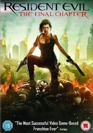 Resident Evil artwork