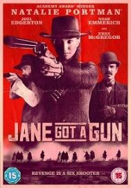 Jane Got A Gun artwork