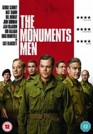 The Monuments Men artwork