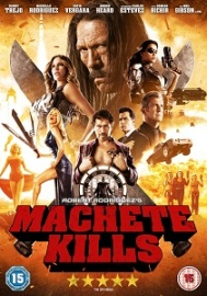 Machete Kills artwork