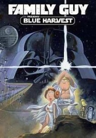 Family Guy Presents Blue Harvest artwork