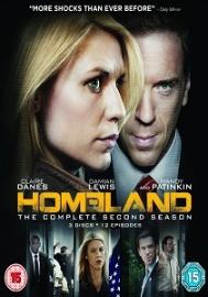 Homeland S2 artwork