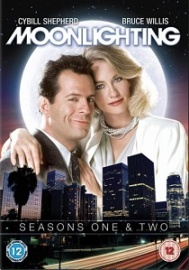 Moonlighting S1 & 2 artwork