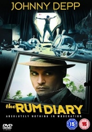 The Rum Diary artwork