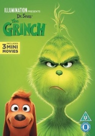 Dr. Seuss' The Grinch artwork