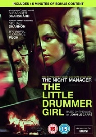 The Little Drummer Girl artwork