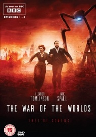 The War of the Worlds artwork
