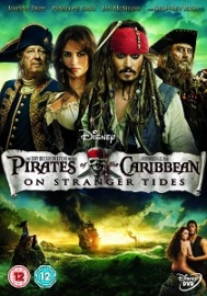 Pirates of the Caribbean artwork