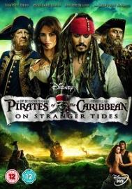 Pirates of the Caribbean artwork