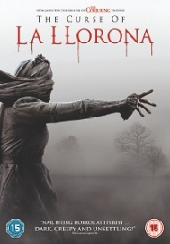 The Curse Of La Llorona artwork