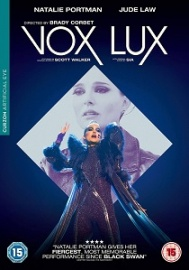 Vox Lux artwork
