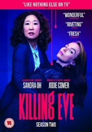 Killing Eve S2 artwork