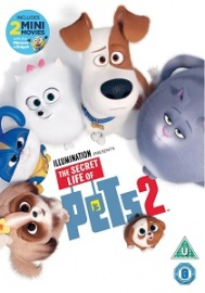 The Secret Life of Pets 2 artwork