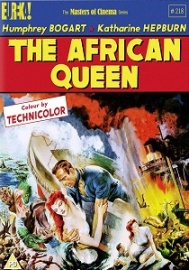 The African Queen artwork