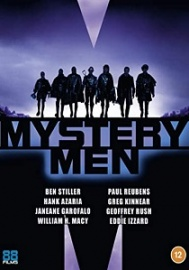 Mystery Men artwork