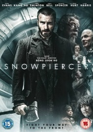 Snowpiercer artwork