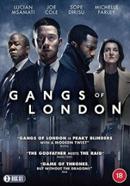 Gangs of London artwork