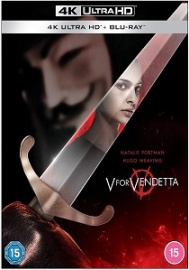 V for Vendetta artwork