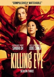 Killing Eve S3 artwork