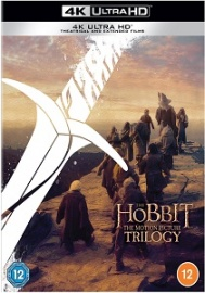 The Hobbit Trilogy artwork