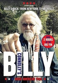 Billy Connolly's Great American Trail artwork