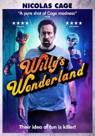 Willy's Wonderland artwork