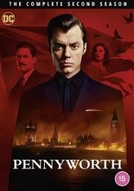 Pennyworth S2 artwork