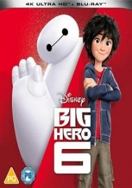 Big Hero 6 artwork