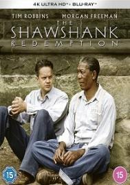 The Shawshank Redemption artwork