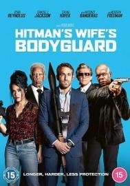 The Hitman's Wife's Bodyguard artwork