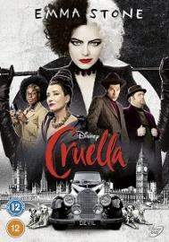 Cruella artwork