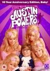 Austin Powers  artwork