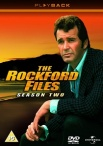 The Rockford Files S2 artwork