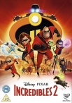 The Incredibles 2 artwork