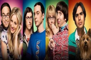 The Big Bang Theory S9 artwork