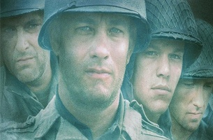 Saving Private Ryan artwork