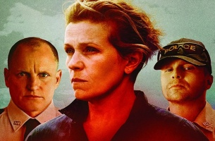 Three Billboards Outside ... artwork