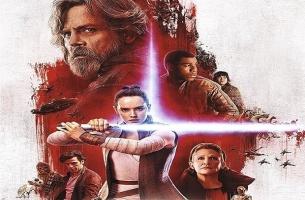 Star Wars: The Last Jedi artwork