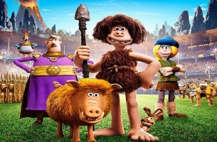 Early Man artwork