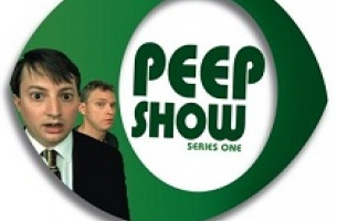 Peep Show S1 artwork