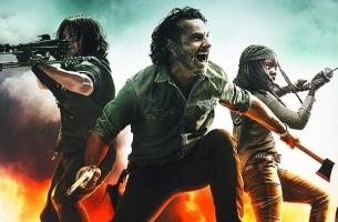 The Walking Dead S8 artwork
