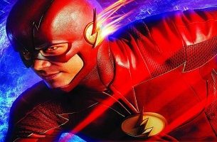 The Flash S4 artwork
