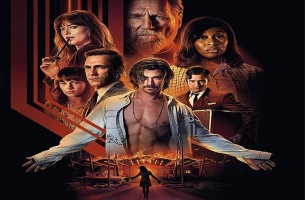 Bad Times At The El Royale artwork
