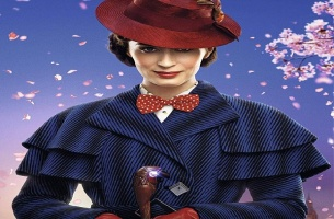 Mary Poppins Returns artwork