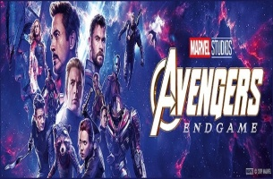 Avengers Endgame artwork