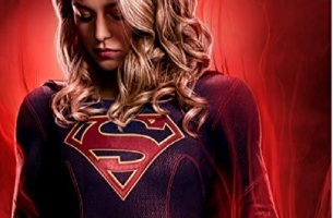 Supergirl S4 artwork
