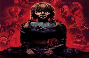 Annabelle Comes Home artwork