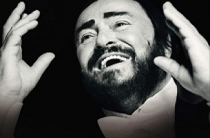 Pavarotti artwork