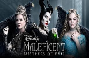 Maleficent artwork